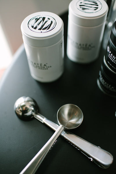 STAINLESS STEEL Coffee Scoop / Clip