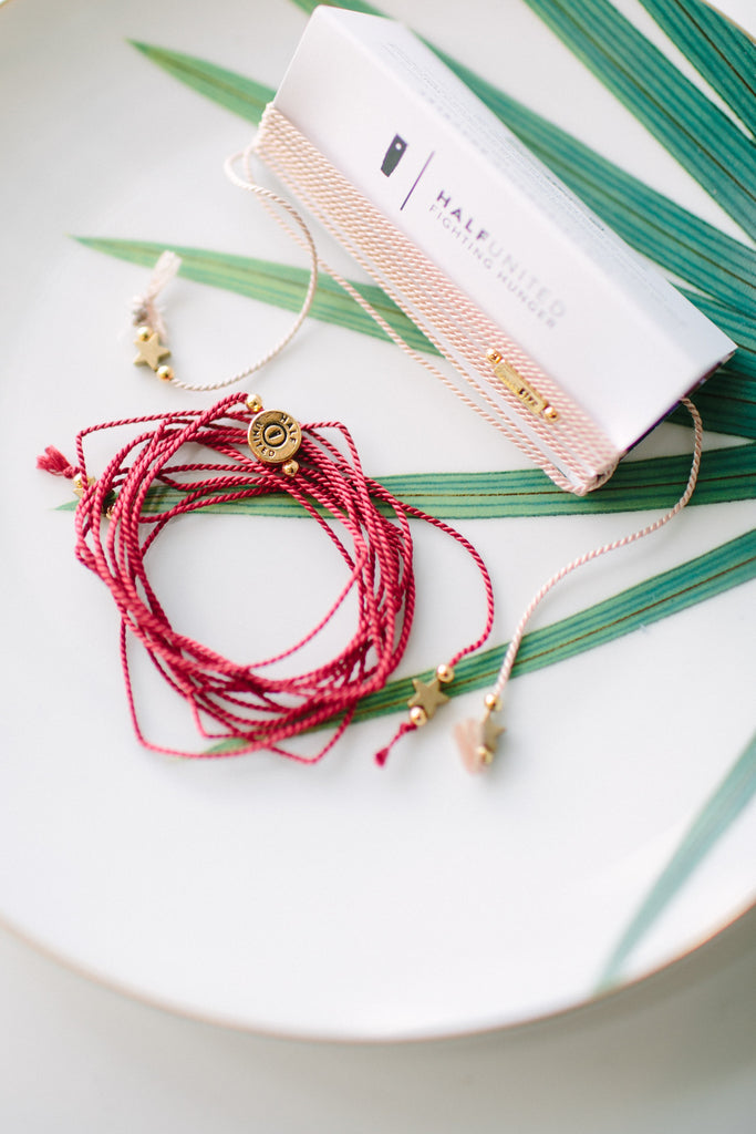 HALF UNITED The Jocelyn Wrap Necklace