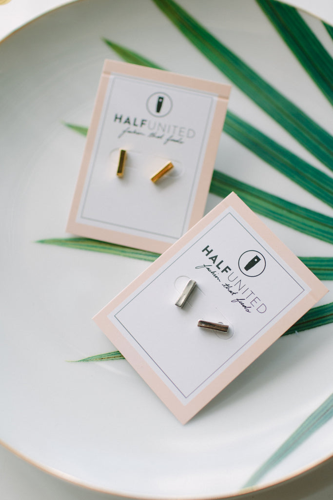 HALF UNITED The Rae Earrings