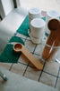 WOODEN coffee clip / spoon