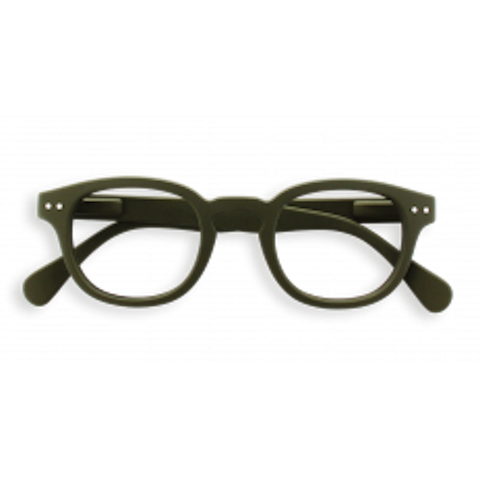READING Glasses Khaki
