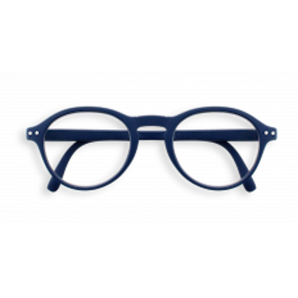 READING Glasses Foldable Frame - Navy Blue