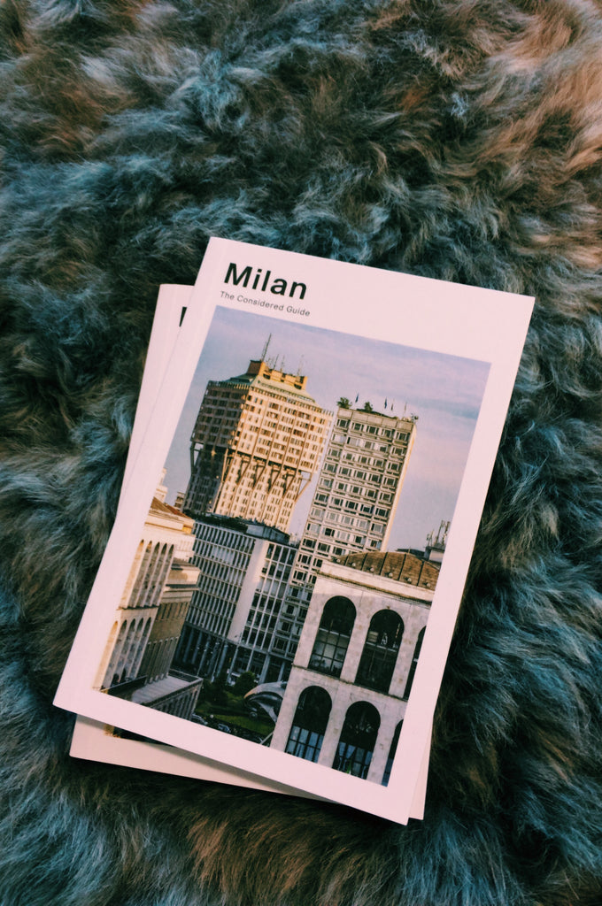 MILAN the considered guide.