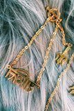 BLCKLAMB Shakti Brass Chain Necklace or Bracelet