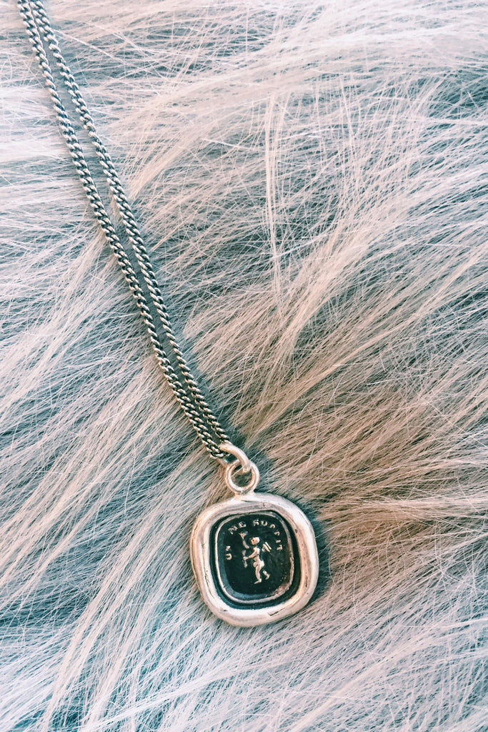 "PYRRHA ""One Love"" Talisman Necklace"