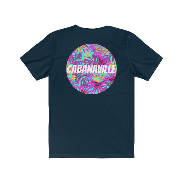 Tropical Neon Tee Shirt (7 colors available)