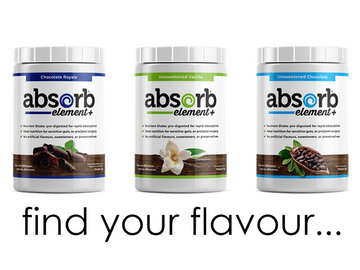 Absorb Element+ The life-changing Elemental Diet Solution