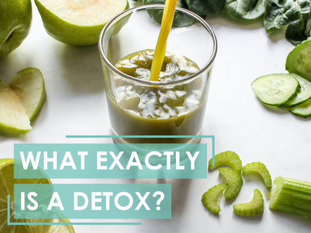 What actually is detoxing? Is it healthy, or safe?