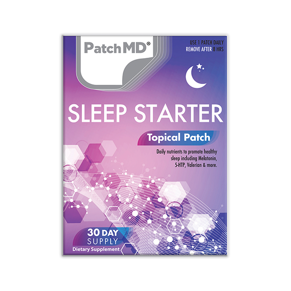 Sleep Starter  | Topical Patch 30 Day Supply | 30 Patches