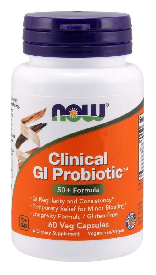 Clinical GI Probiotic 60 Capsules