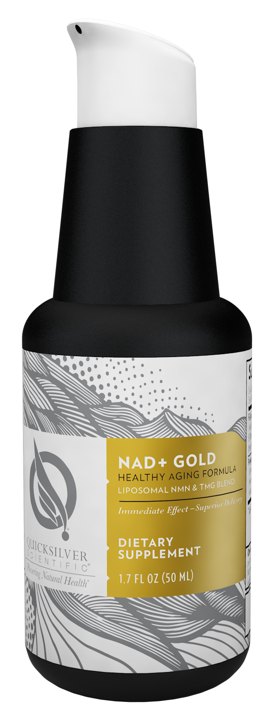NAD+ Gold 50mg 50ml