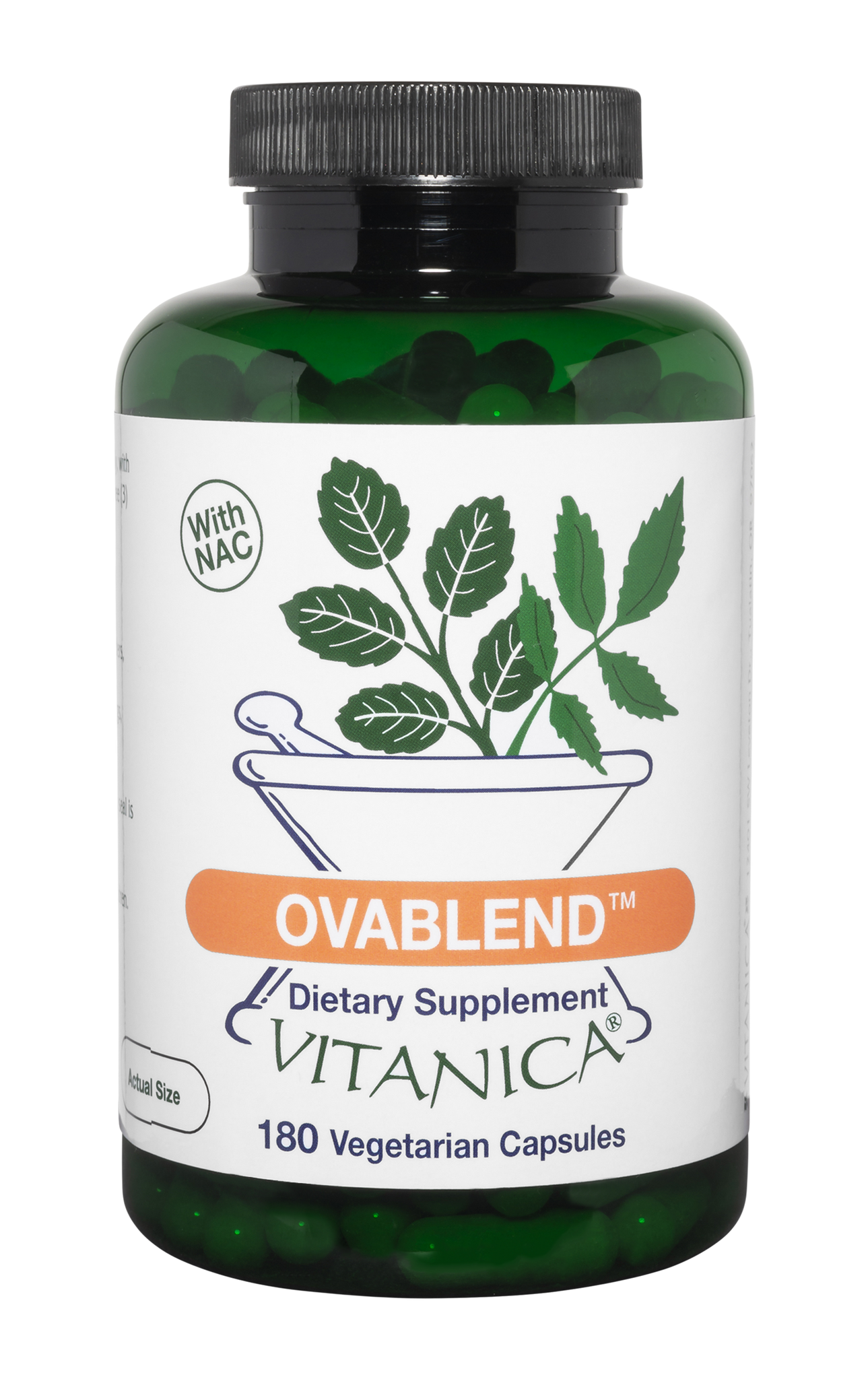 Ovablend 180 Capsules