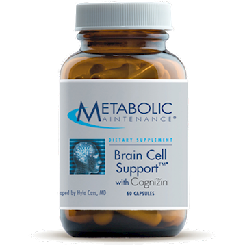 Brain Cell Support 60 Capsules