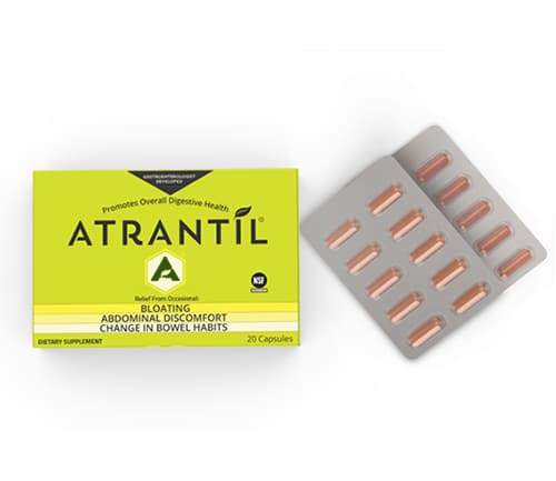 Atrantil 275mg 20 Capsules (10 Day Supply)