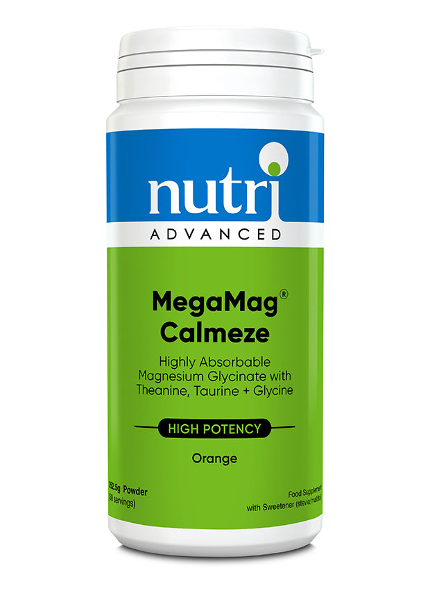 MegaMag Calmeze Orange  30 Servings