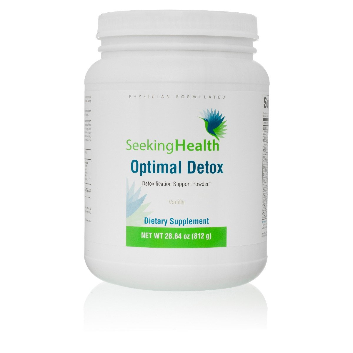 Optimal Detox | Vanilla | 812g