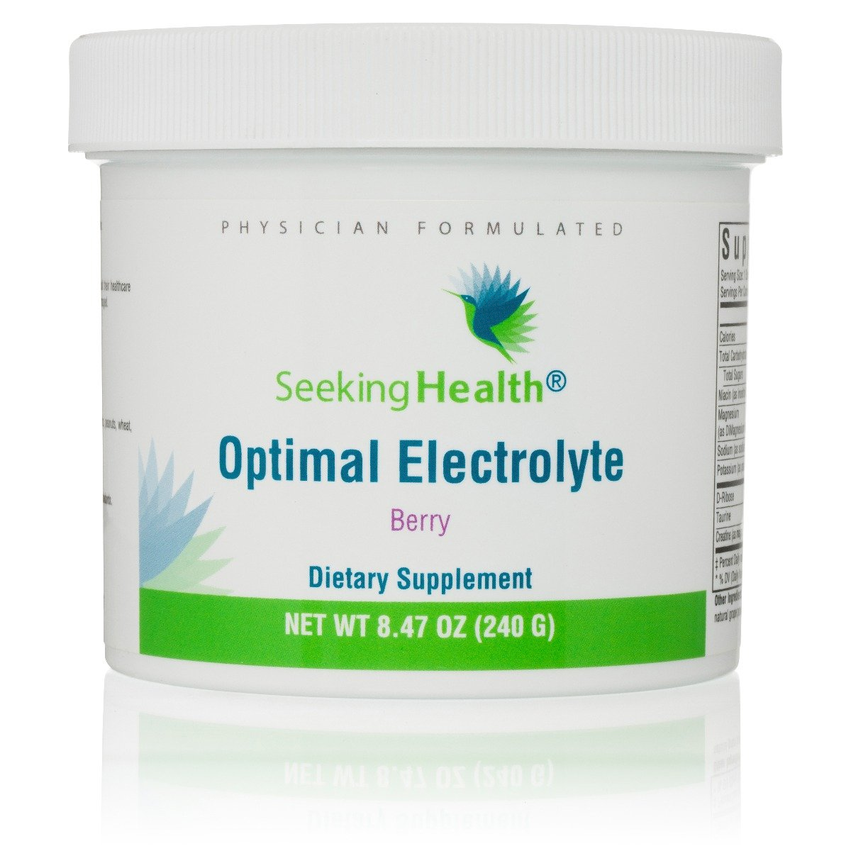 Optimal Electrolyte Berry Flavour 237g