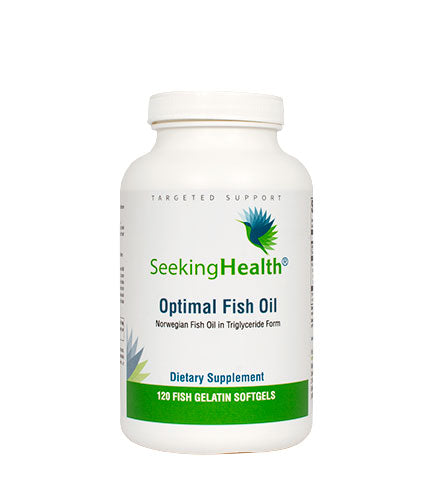 Optimal Fish Oil | 120 Softgels