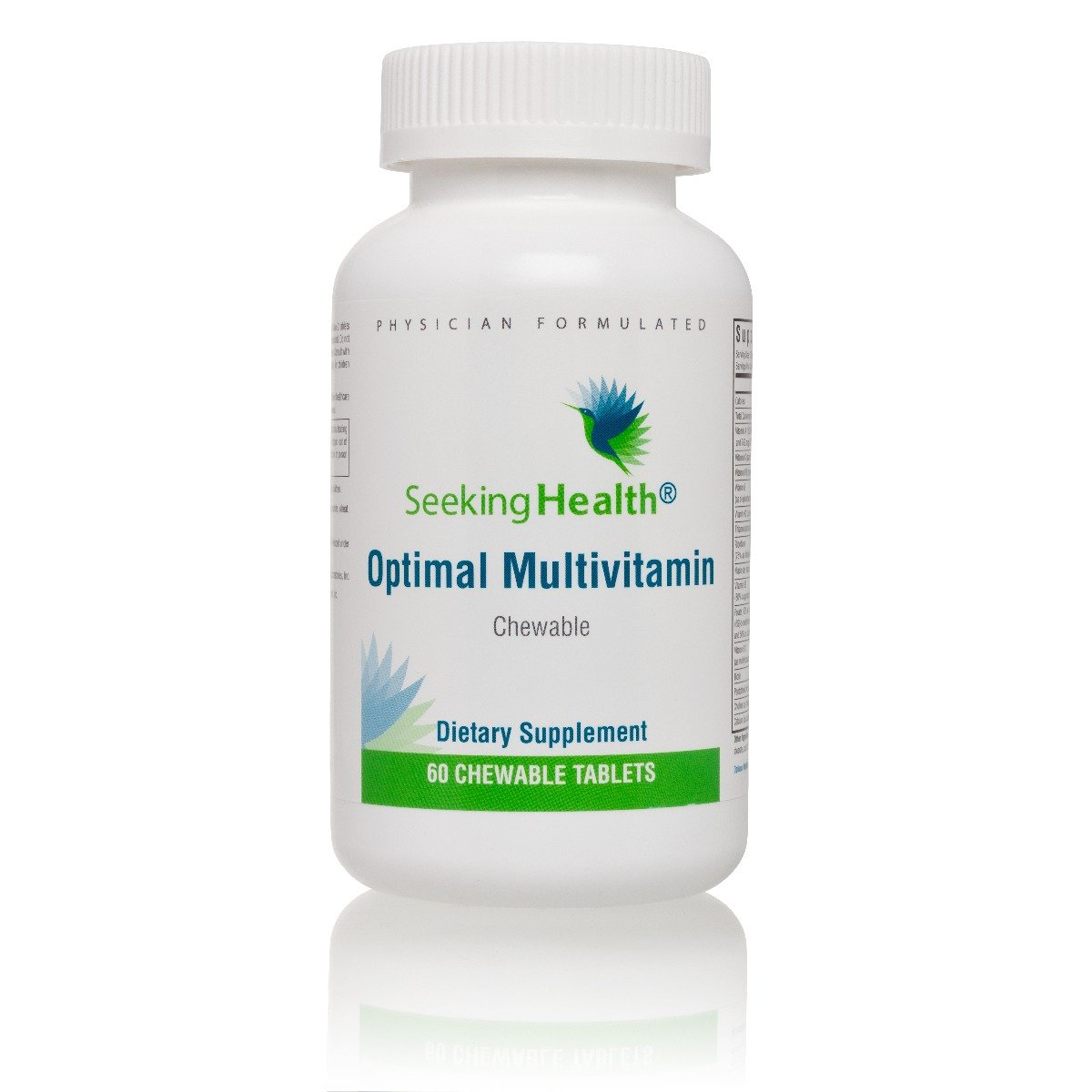 Optimal Multivitamin Chewable 60 Chewable Tablets
