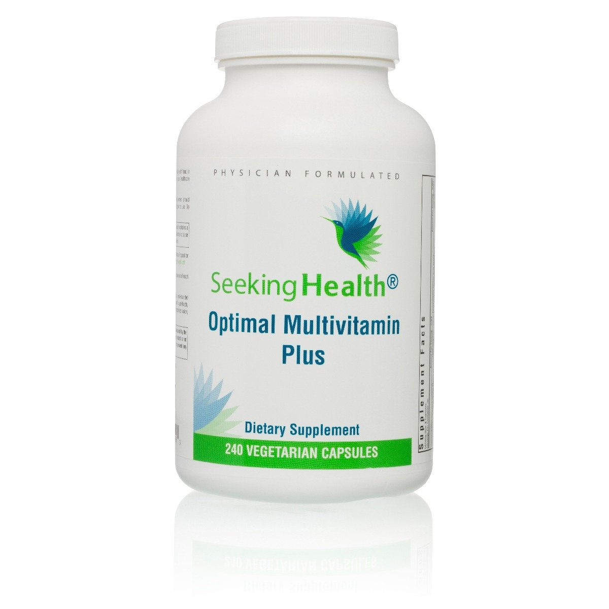 Optimal Multivitamin Plus | 240 Capsules