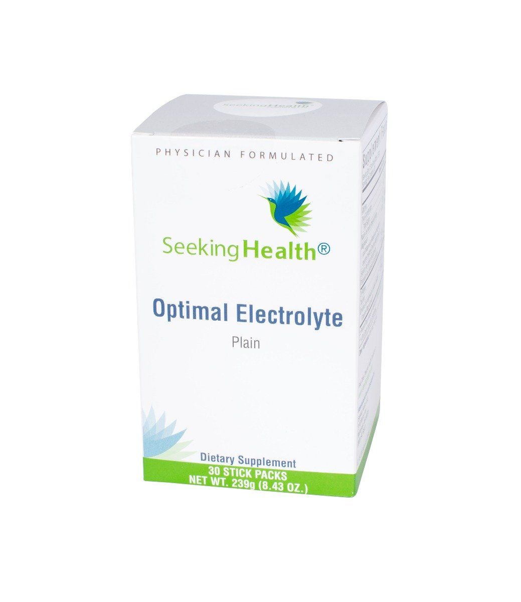 Optimal Electrolyte Seltzer 30 Stick Packs