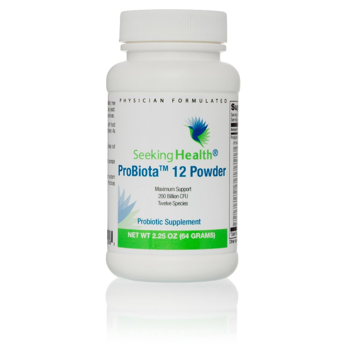 ProBiota 12 Powder 100 Billion CFU's  64.0g