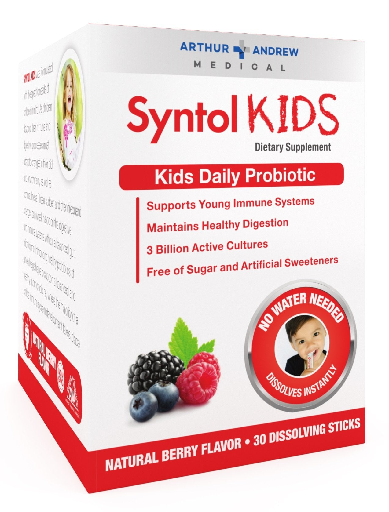 Syntol-KIDS 30 Sachets