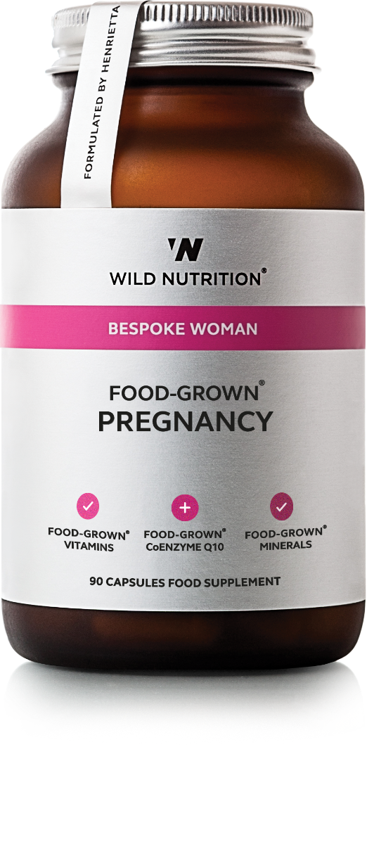 Pregnancy Women's Food-Grown 90 Capsules