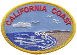 California Patch - California Beach - Ocean Coast
