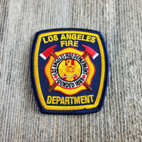 Los Angeles Patch - CA Souvenir - Fire Department