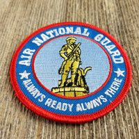 Air National Guard Patch - Always Ready Always There