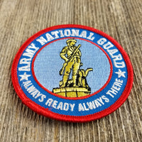 Army National Guard Patch - Always Ready Always There