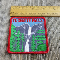 California Patch - Yosemite National Park - Falls