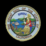 Great California State Seal Iron on Patch