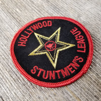 California Patch - Hollywood Stars - Stuntmen League