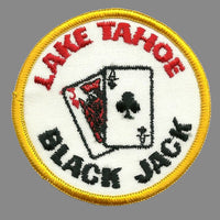 California Patch - Lake Tahoe - Black Jack - Nevada