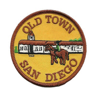 California Patch - San Diego - Old Town - Mission Pueblo