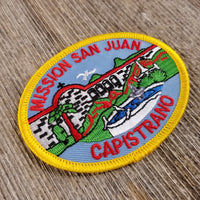 California Patch - Mission San Juan Capistrano