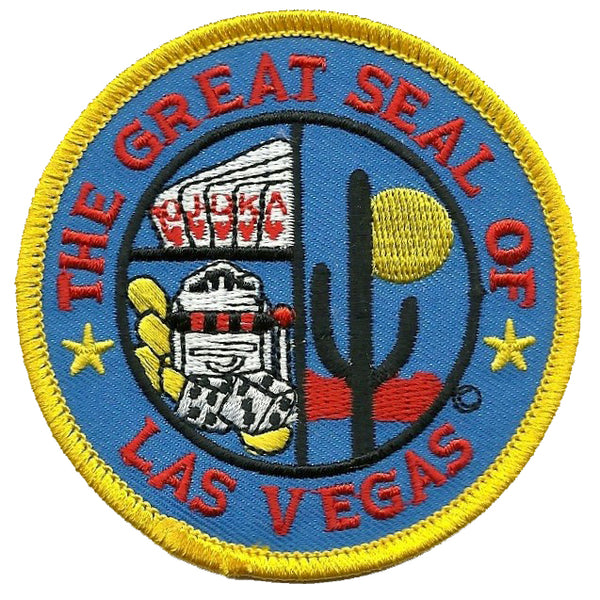 Nevada Patch - Great Seal of Las Vegas