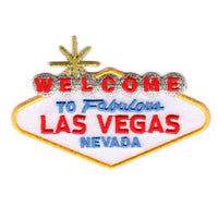 Welcome to Fabulous Las Vegas Patch Iron On