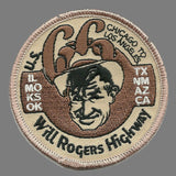 Will Rogers Highway Patch - U.S. Route 66