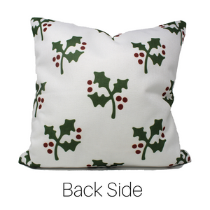 Christmas Tree Truck Double Sided Pillow Cover