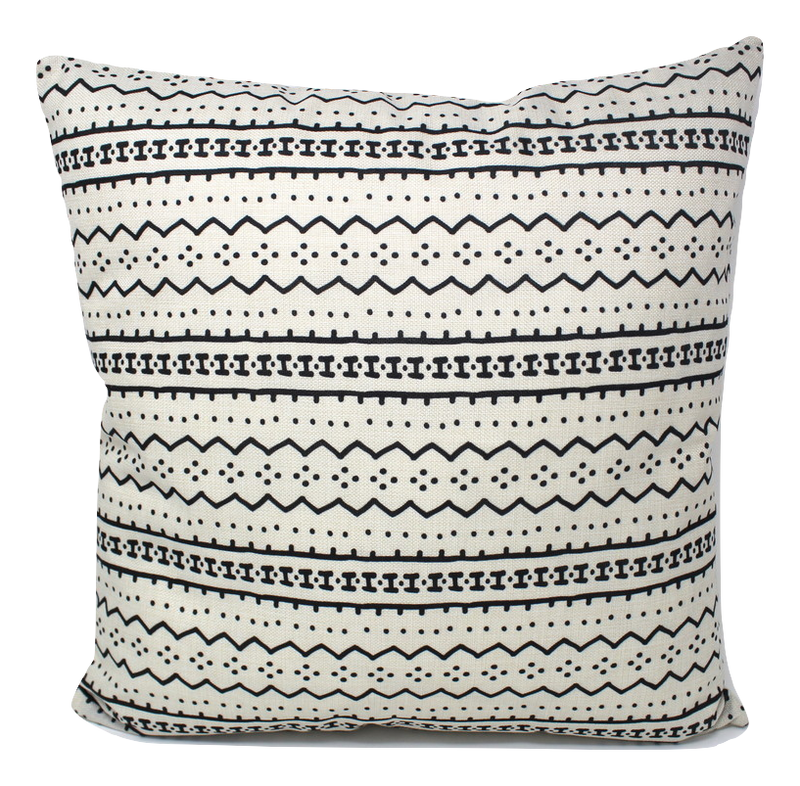 Bahati Pillow Cover