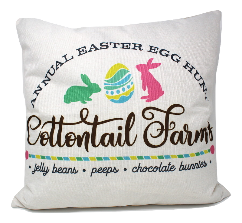 Cotton Tail Farms Pillow Cover