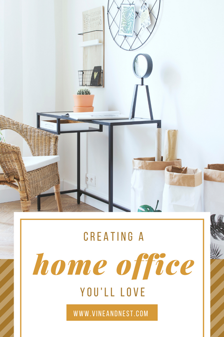Create a Home Office You'll Love