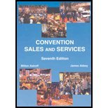 Convention Sales And Services [Seventh Edition]