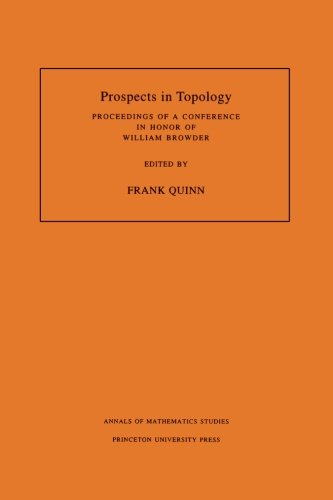 Prospects In Topology