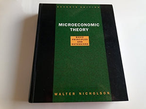 Microeconomic Theory,7E (The Dryden Press Series In Economics)