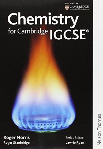 Chemistry For Cambridge Igcse