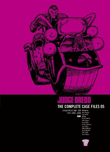 Judge Dredd: Complete Case Files, Vol. 5